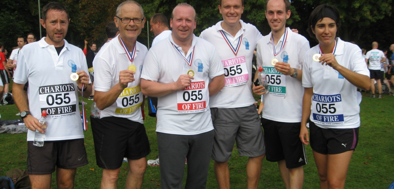 Chariots of Fire 2013