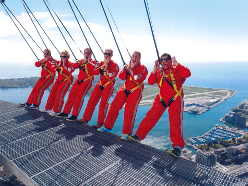 CN Tower EdgeWalk