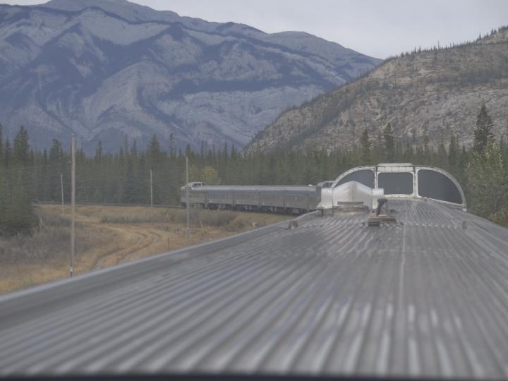 Train to Jasper
