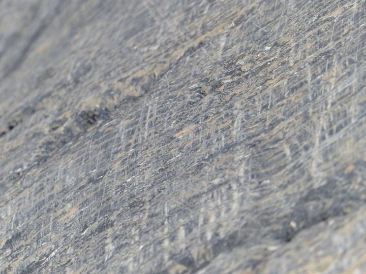 Glacier scrap marks