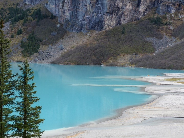 Lake Louise blue