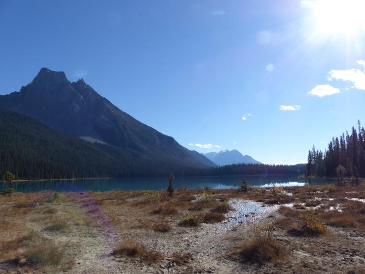 Emerald Lake north