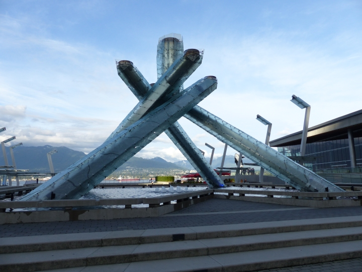 Vancouver Olympic Cauldron