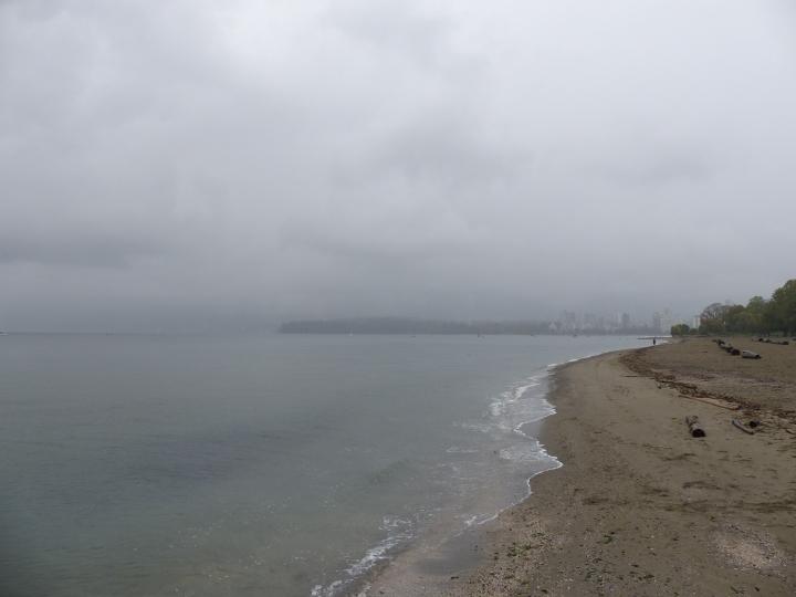 Kitsilano beach