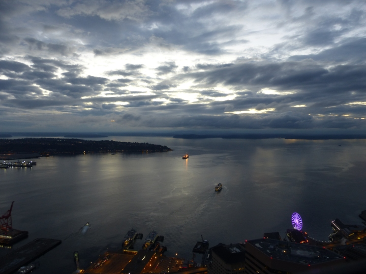 Puget Sound Seattle