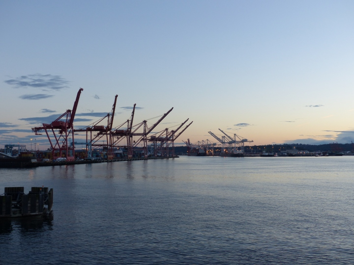 Seattle port