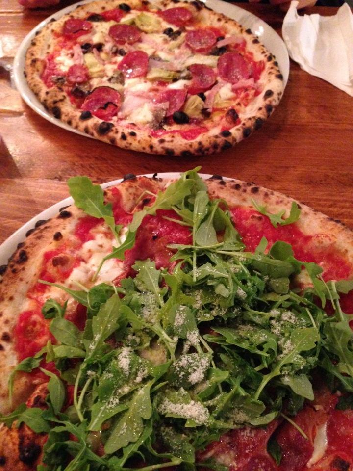 Via Tevere pizza