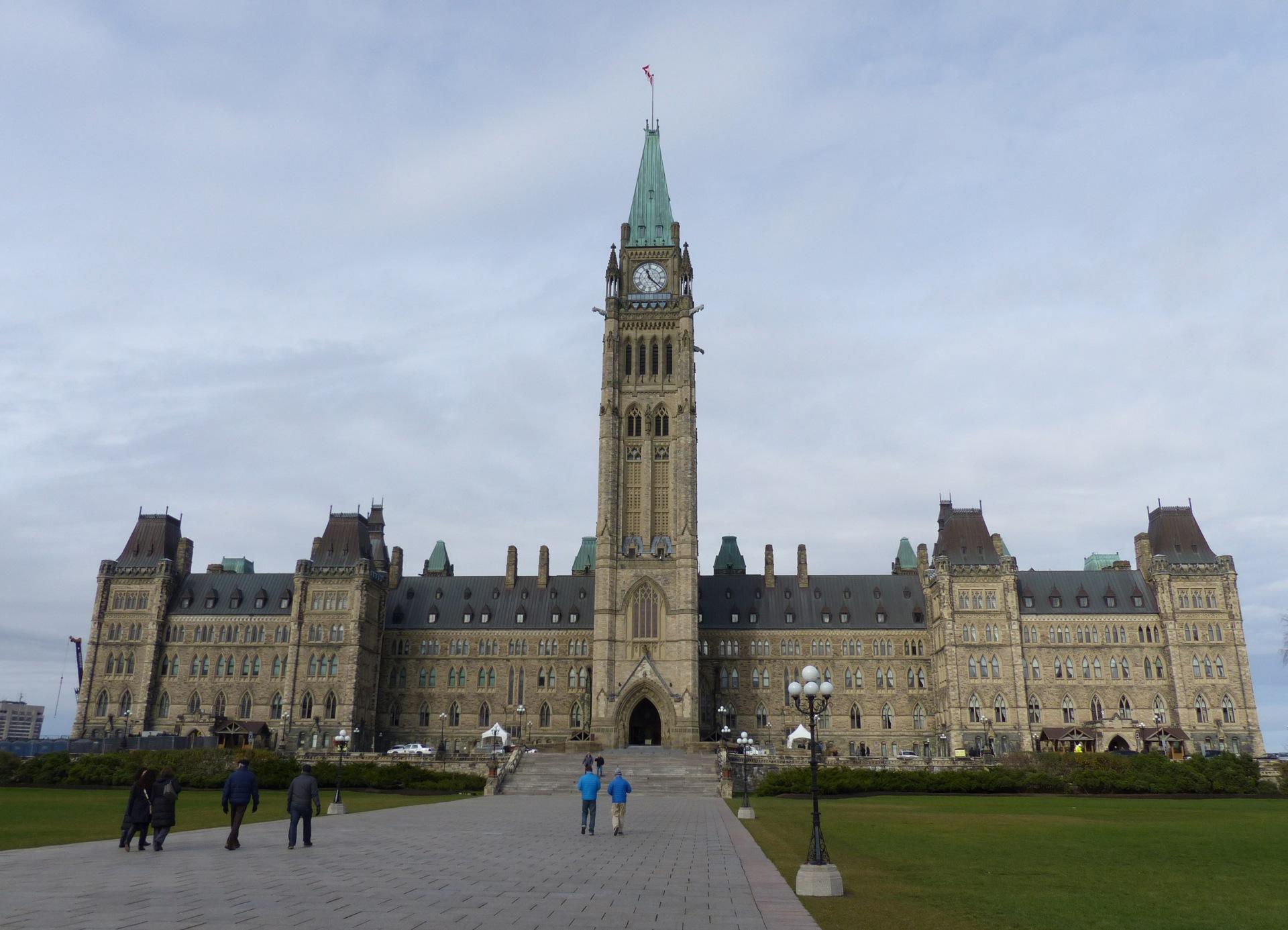 Centre Block Parliament Hill