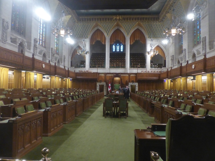 House of Commons Centre Block
