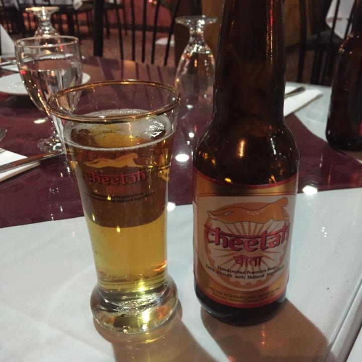 Cheetah lager