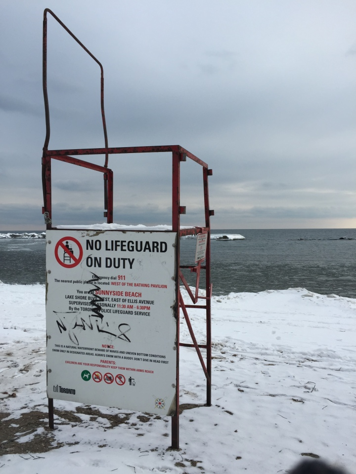 Lifeguard Lake Ontario