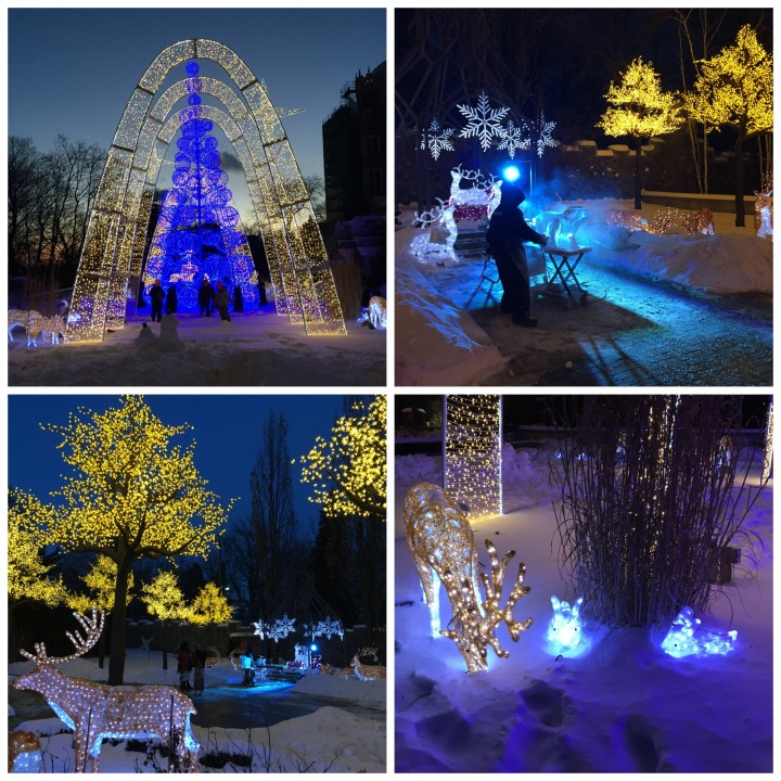 Casa Loma Winter Wonderland