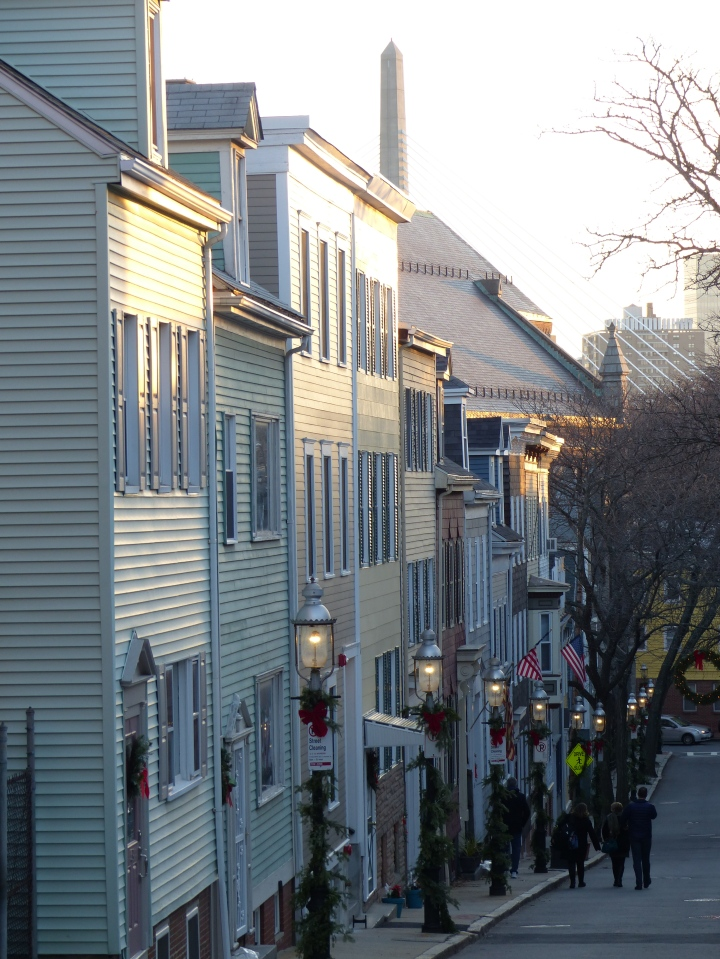 Pretty street Bunker Hill