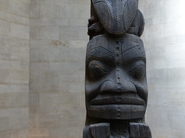 Totem Pole Stairs ROM