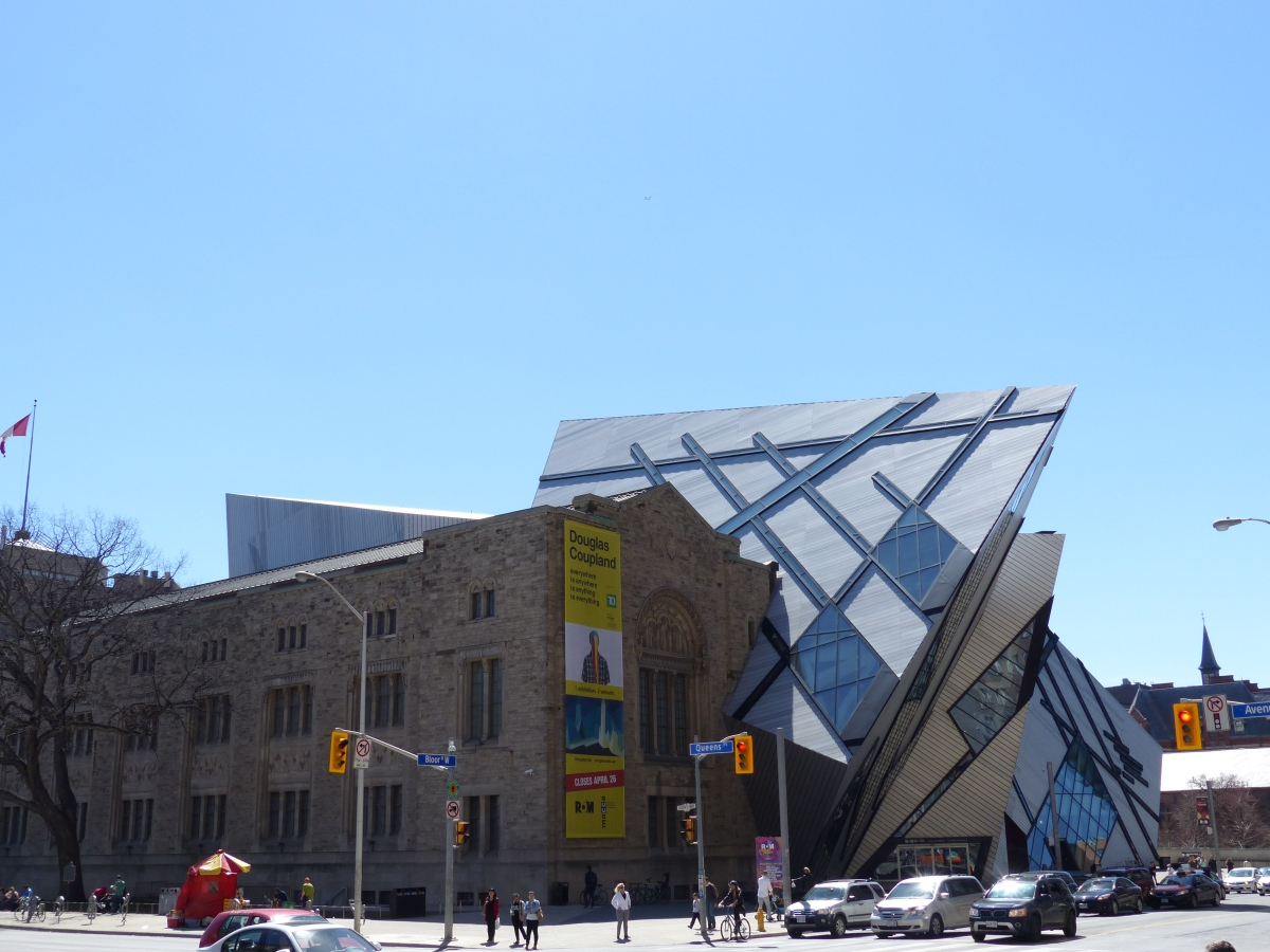 The Royal Ontario Museum Brown Bear Travels