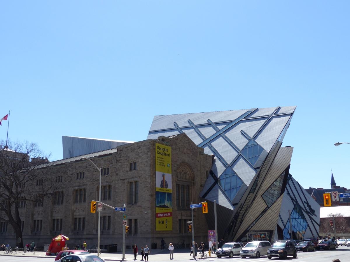 The Royal Ontario Museum Brown Bear Travels