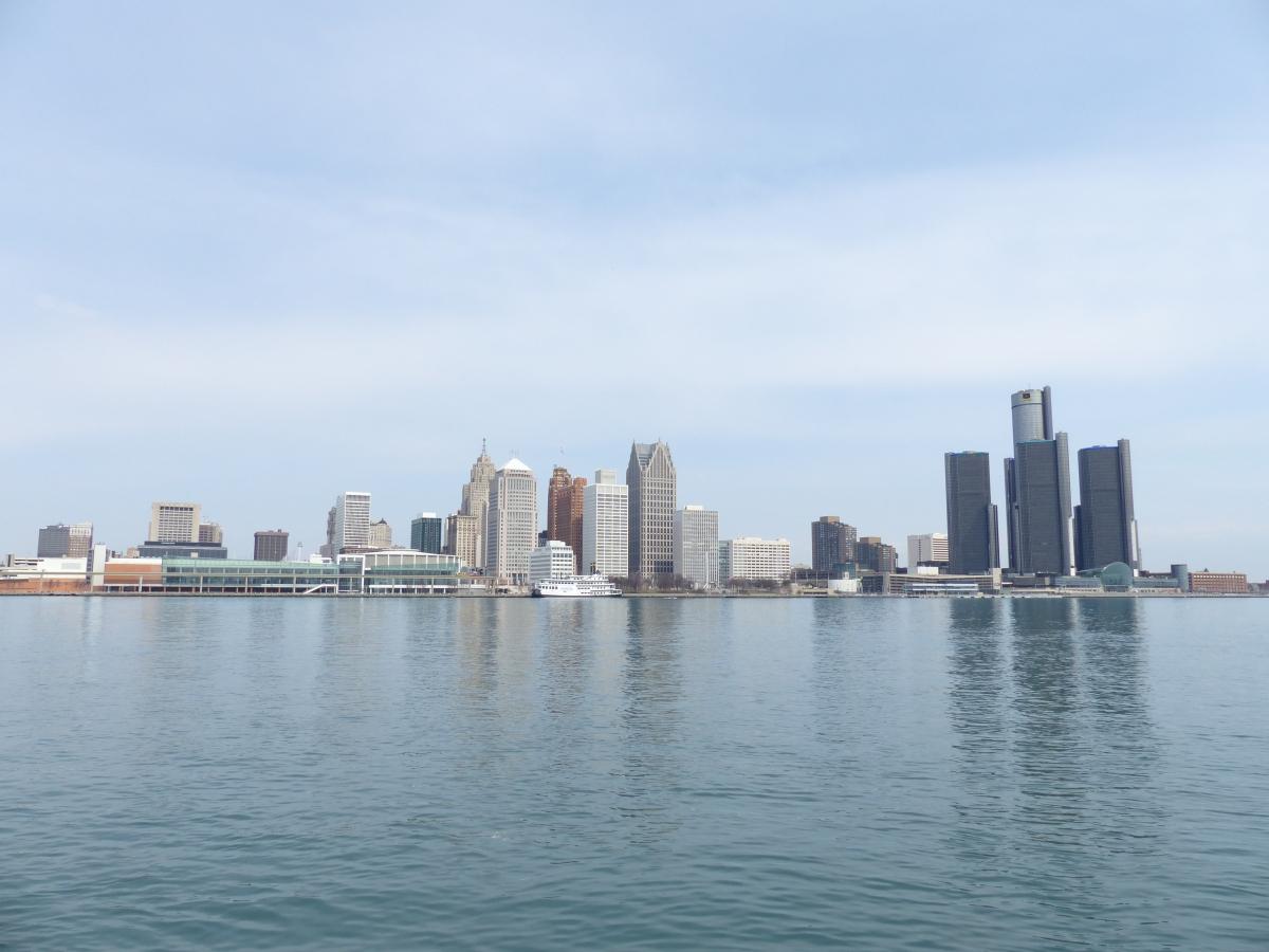 A road trip to Detroit