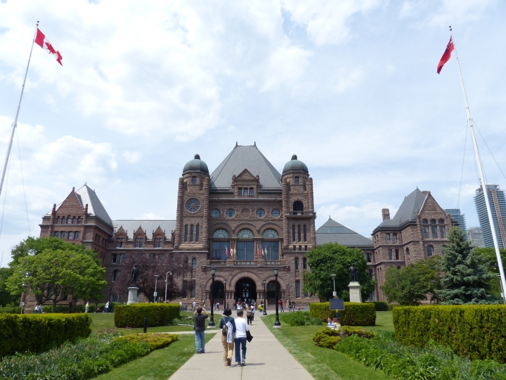 Ontario Legislative Assembly
