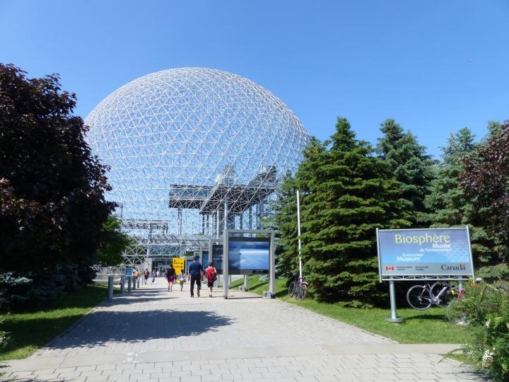 Biosphere Montreal