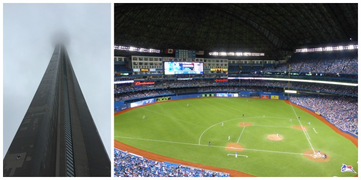 Rogers Centre inside
