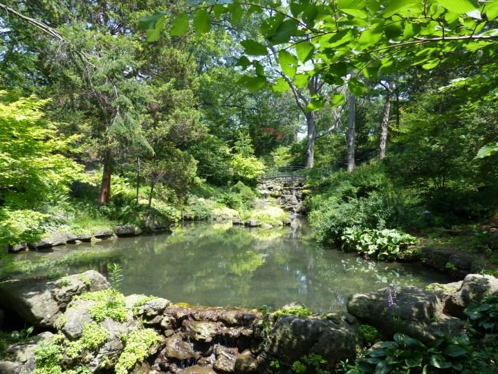 Hillside gardens High Park