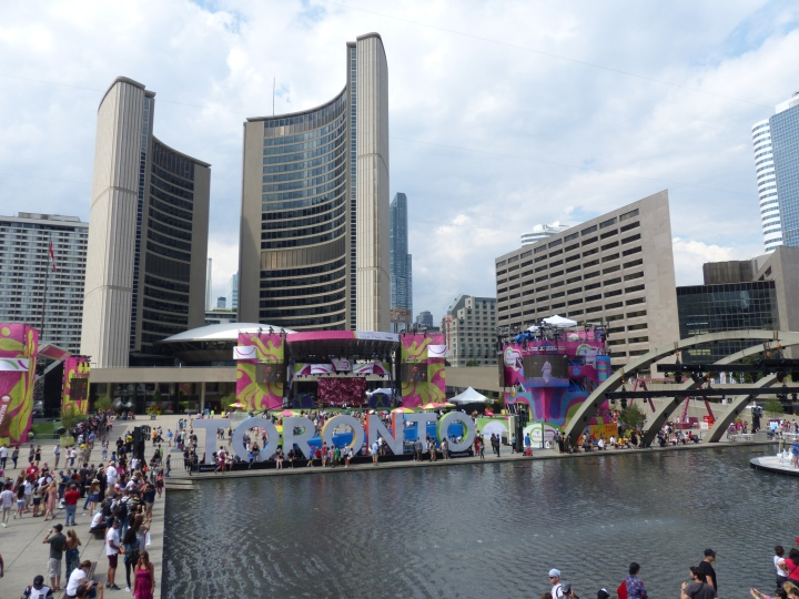 Pan Am Nathan Phillips Square