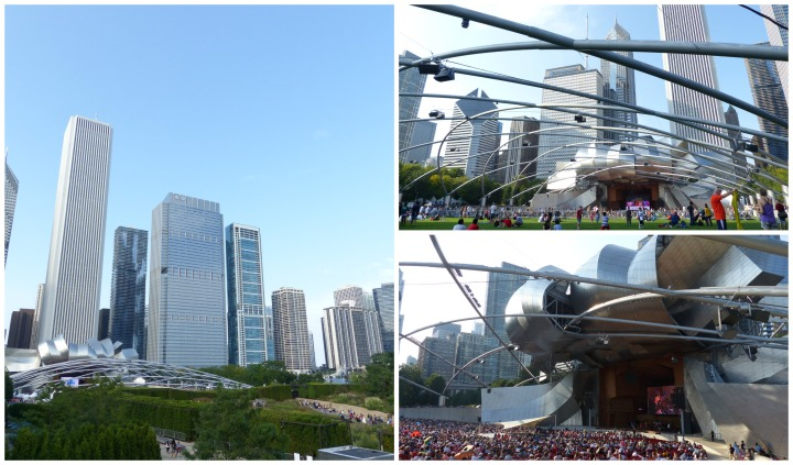 Jay Pritzker Pavilion and Great Lawn
