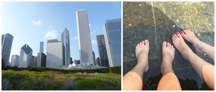 Lurie Garden Chicago