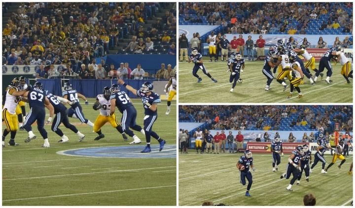 Argonauts quarterback