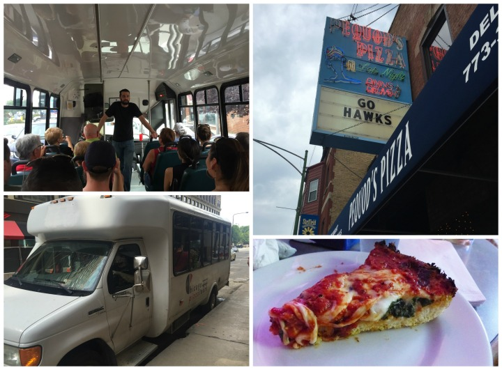 Chicago Pizza Tour and Pequod's