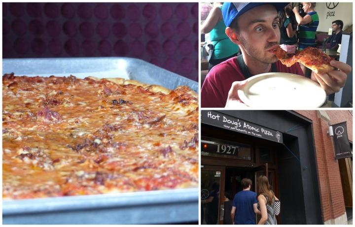 Chicago Pizza Tour Piece