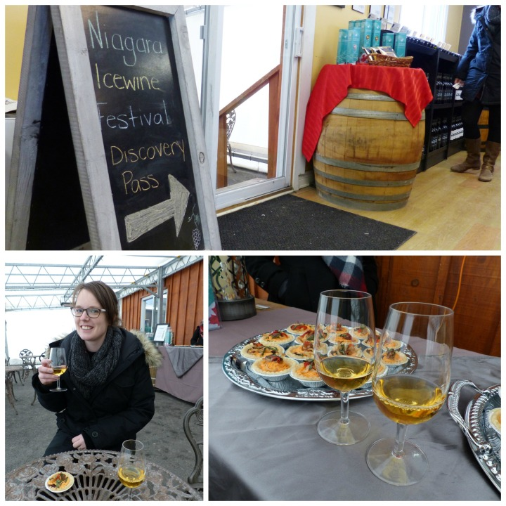 Diamond Estates Winery Icewine Festival