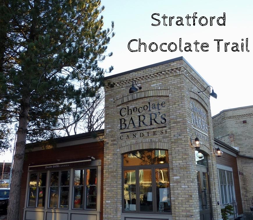 Stratford Ontario Chocolate Trail
