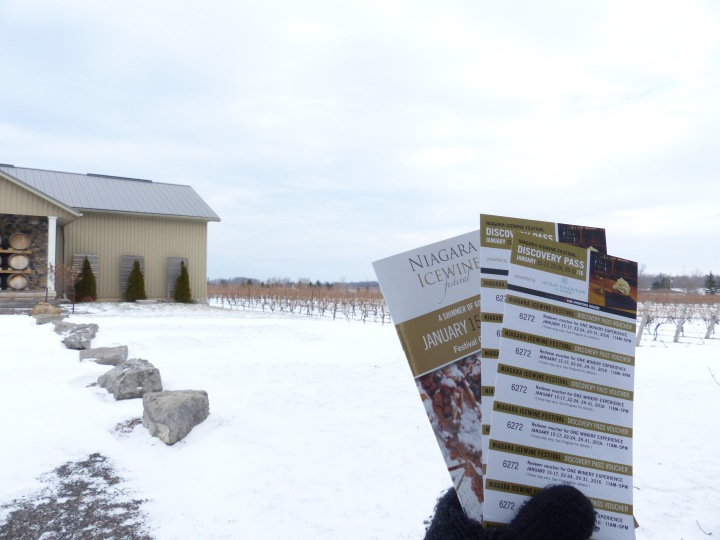Icewine Festival Discovery Pass