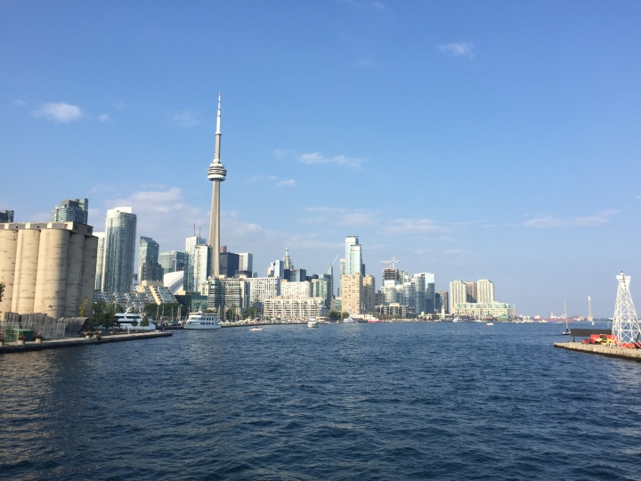 Toronto from Billy Bishop