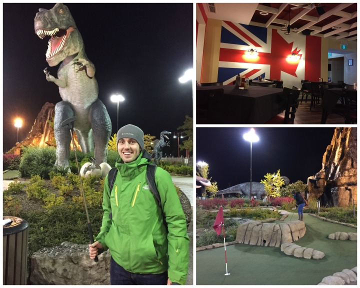 Niagara Falls Dinosaur Golf