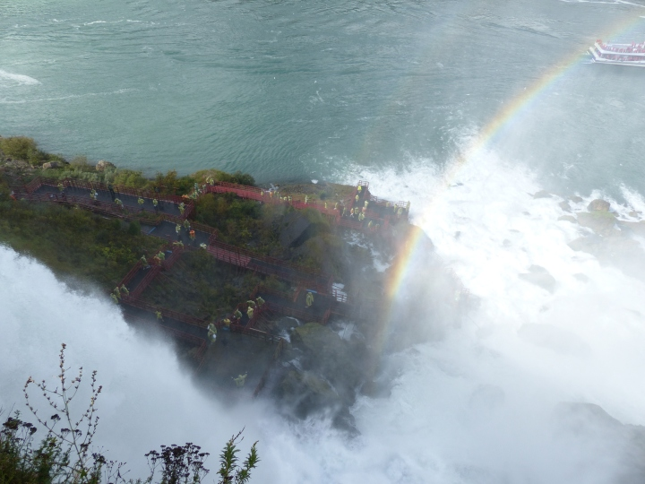 Rainbow at Cave of the Winds