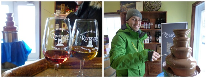 Riverview Cellars Estate Winery Icewine Festival