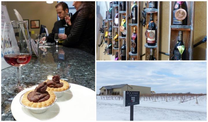 Rockway Vineyards Icewine Festival