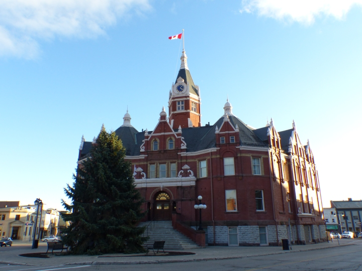 City Hall Stratford Ontario