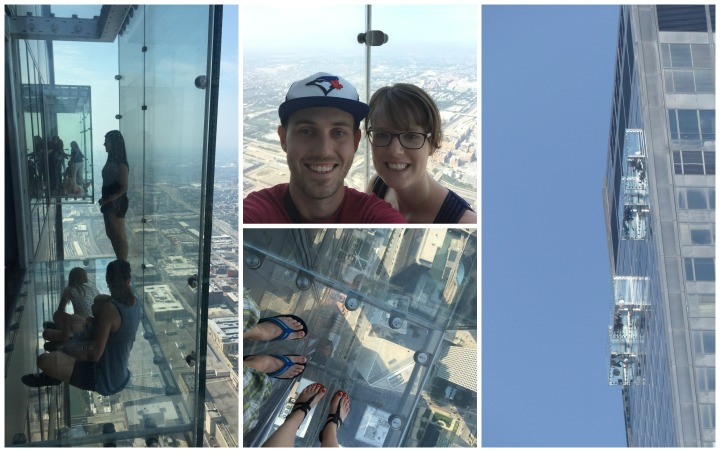 Willis Tower glass boxes