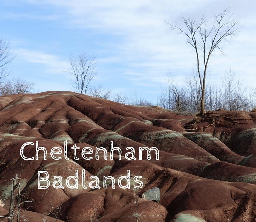 Cheltenham Badlands