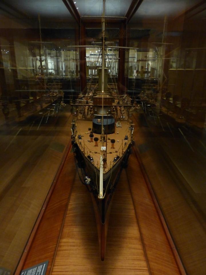 AGO Model Ship