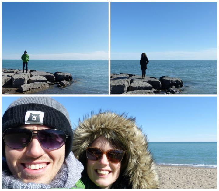 Enjoying the Beaches!