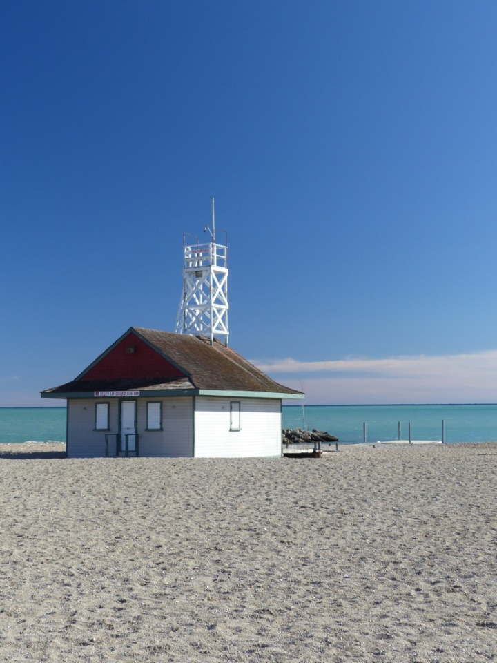 Toronto Beaches Lifeguard Station
