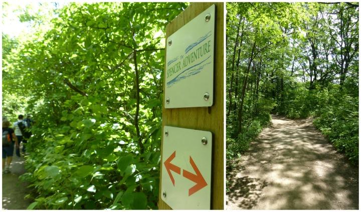 Spencer Adventure Trail