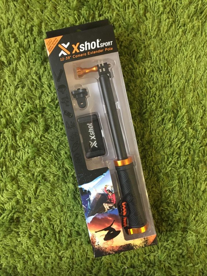 XShot Sport pole review Treetop Trekking