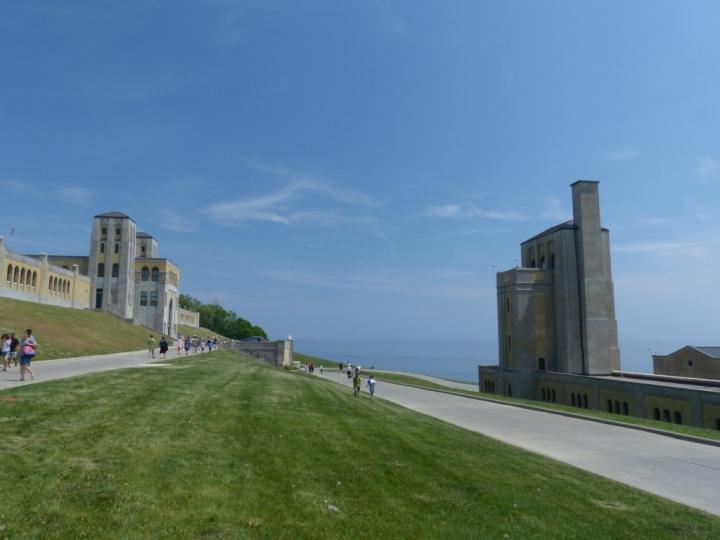 R. C. Harris Water Treatment Plant Doors Open Toronto