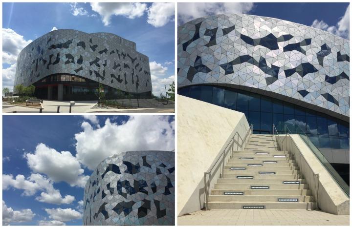 Bergeron Centre for Engineering Excellence Doors Open Toronto