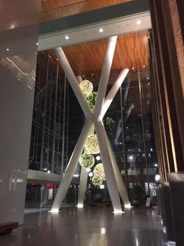 Queen Richmond Centre Doors Open Toronto